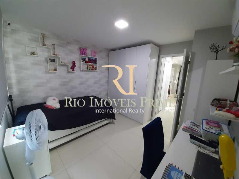 SUÍTE2 - Cobertura 3 quartos à venda Barra Olímpica, Rio de Janeiro - R$ 1.149.900 - RPCO30023 - 10