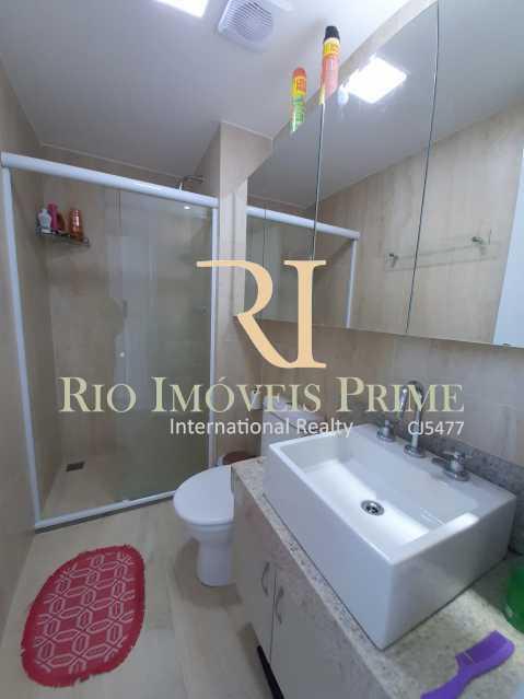 BANHEIRO SOCIAL - Cobertura 3 quartos à venda Barra Olímpica, Rio de Janeiro - R$ 1.249.900 - RPCO30023 - 15