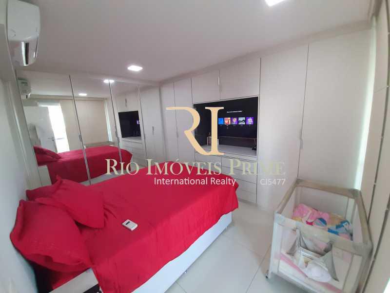 QUARTO3 - Cobertura 3 quartos à venda Barra Olímpica, Rio de Janeiro - R$ 1.149.900 - RPCO30023 - 16