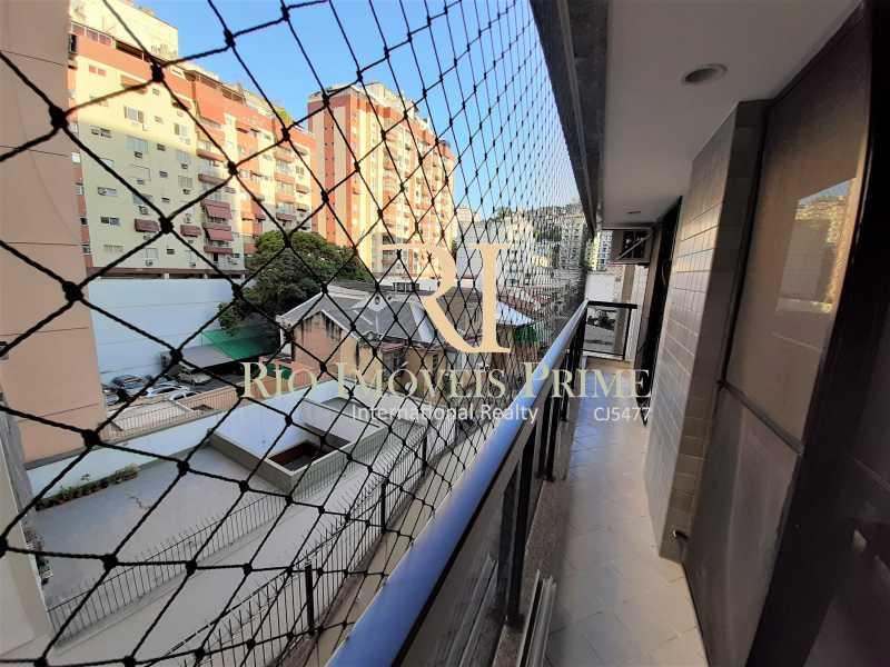 VARANDA - Apartamento à venda Rua Araújo Pena,Tijuca, Rio de Janeiro - R$ 549.990 - RPAP20215 - 5