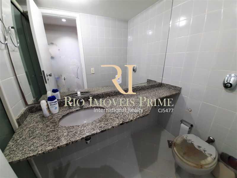 BANHEIRO SOCIAL - Apartamento à venda Rua Araújo Pena,Tijuca, Rio de Janeiro - R$ 549.990 - RPAP20215 - 12