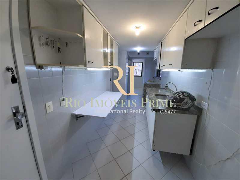 COZINHA - Apartamento à venda Rua Araújo Pena,Tijuca, Rio de Janeiro - R$ 549.990 - RPAP20215 - 15
