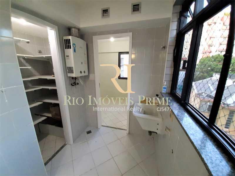 ÁREA DE SERVIÇO - Apartamento à venda Rua Araújo Pena,Tijuca, Rio de Janeiro - R$ 549.990 - RPAP20215 - 16
