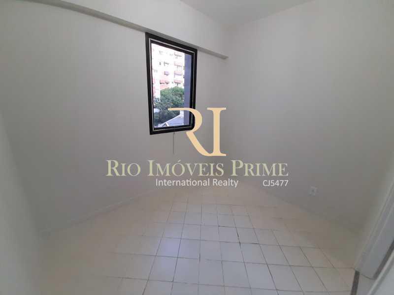 QUARTO DE SERVIÇO - Apartamento à venda Rua Araújo Pena,Tijuca, Rio de Janeiro - R$ 549.990 - RPAP20215 - 17