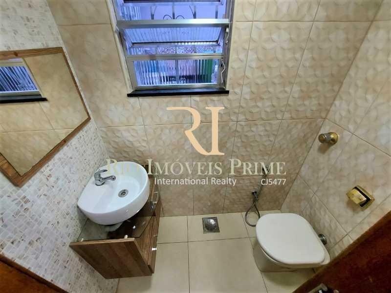 3 LAVABO - Casa de Vila à venda Rua Barão do Bom Retiro,Vila Isabel, Rio de Janeiro - R$ 799.999 - RPCV30006 - 5