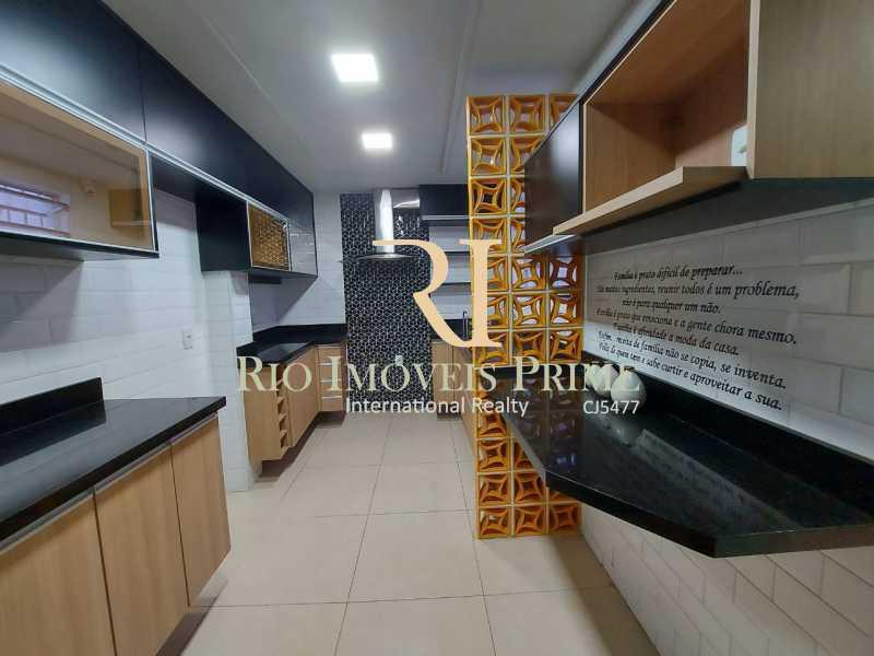5 COZINHA - Casa de Vila à venda Rua Barão do Bom Retiro,Vila Isabel, Rio de Janeiro - R$ 799.999 - RPCV30006 - 7