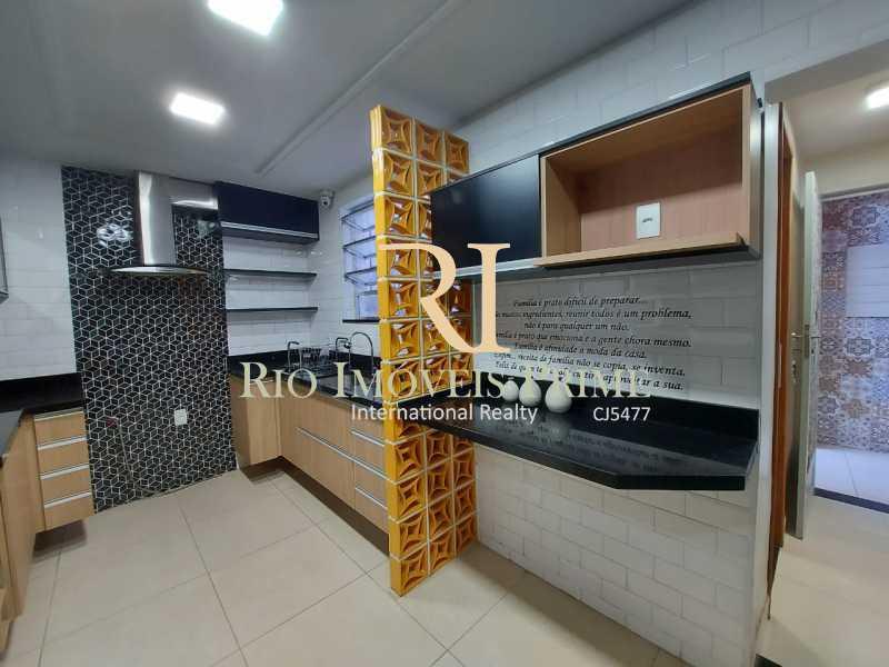 6 COZINHA - Casa de Vila à venda Rua Barão do Bom Retiro,Vila Isabel, Rio de Janeiro - R$ 799.999 - RPCV30006 - 8
