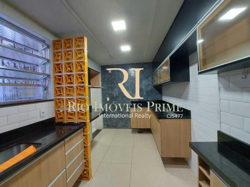 7 COZINHA - Casa de Vila à venda Rua Barão do Bom Retiro,Vila Isabel, Rio de Janeiro - R$ 799.999 - RPCV30006 - 9