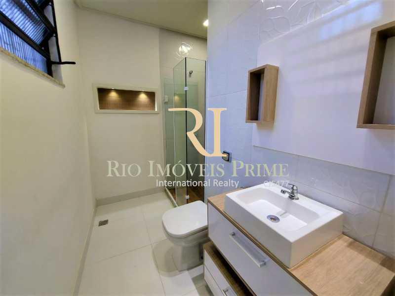 12 SUÍTE BANHEIRO - Casa de Vila à venda Rua Barão do Bom Retiro,Vila Isabel, Rio de Janeiro - R$ 799.999 - RPCV30006 - 14