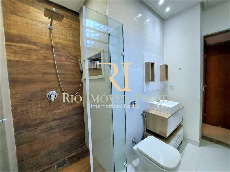 13 SUÍTE BANHEIRO - Casa de Vila à venda Rua Barão do Bom Retiro,Vila Isabel, Rio de Janeiro - R$ 799.999 - RPCV30006 - 15