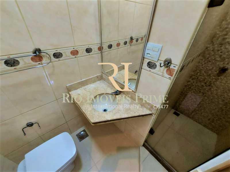 18 BANHEIRO SOCIAL - Casa de Vila à venda Rua Barão do Bom Retiro,Vila Isabel, Rio de Janeiro - R$ 799.999 - RPCV30006 - 20