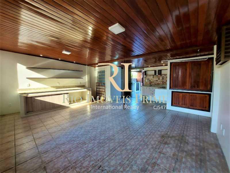 22 TERRAÇO - Casa de Vila à venda Rua Barão do Bom Retiro,Vila Isabel, Rio de Janeiro - R$ 799.999 - RPCV30006 - 23