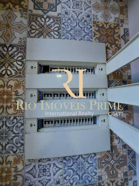 24 QUADRO DE LUZ - Casa de Vila à venda Rua Barão do Bom Retiro,Vila Isabel, Rio de Janeiro - R$ 799.999 - RPCV30006 - 25