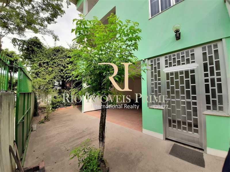 ENTRADA - Casa 3 quartos à venda Taquara, Rio de Janeiro - R$ 899.990 - RPCA30004 - 3