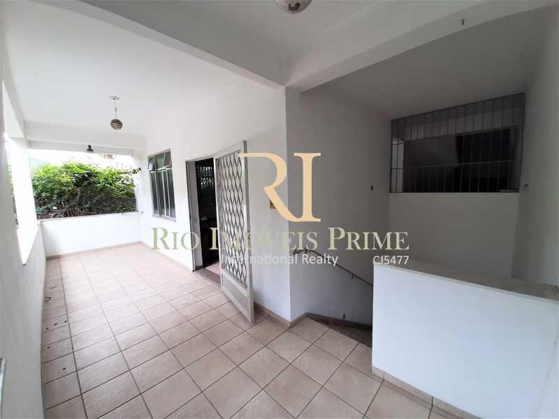 VARANDA - Casa 3 quartos à venda Taquara, Rio de Janeiro - R$ 899.990 - RPCA30004 - 4