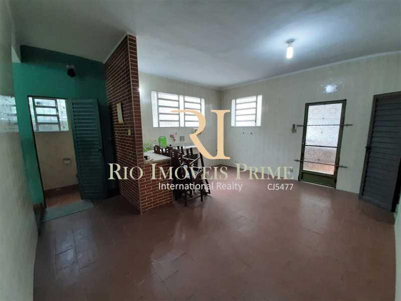 COPA-COZINHA - Casa 3 quartos à venda Taquara, Rio de Janeiro - R$ 899.990 - RPCA30004 - 8
