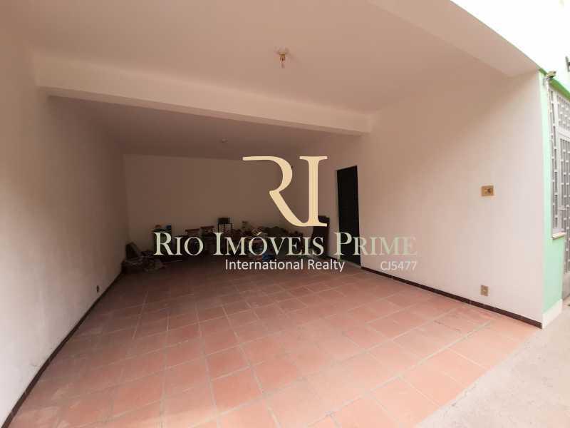 GARAGEM - Casa 3 quartos à venda Taquara, Rio de Janeiro - R$ 899.990 - RPCA30004 - 27