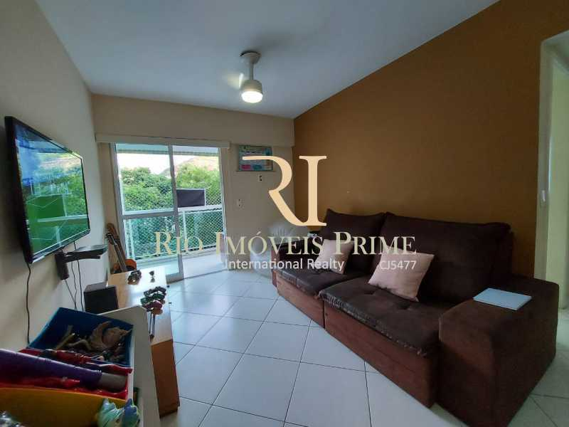 4 - SALA. - Apartamento 2 quartos à venda Tijuca, Rio de Janeiro - R$ 649.999 - RPAP20220 - 6