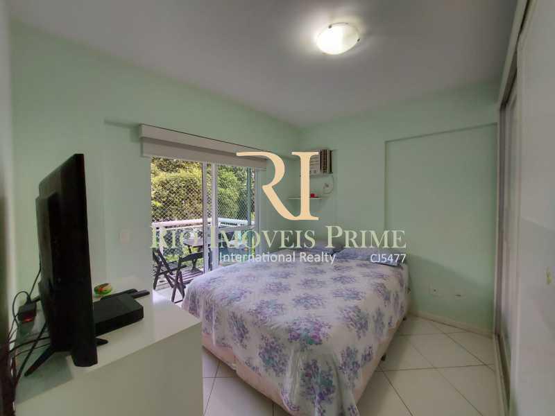 9 - SUÍTE. - Apartamento 2 quartos à venda Tijuca, Rio de Janeiro - R$ 649.999 - RPAP20220 - 11