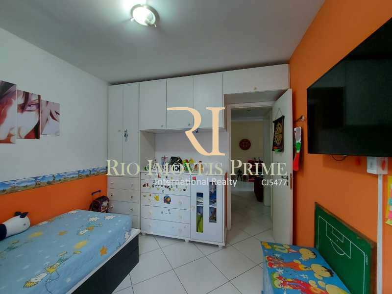 12 - QUARTO . - Apartamento 2 quartos à venda Tijuca, Rio de Janeiro - R$ 649.999 - RPAP20220 - 14