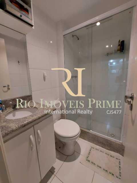 13 - BANHEIRO SOCIAL. - Apartamento 2 quartos à venda Tijuca, Rio de Janeiro - R$ 649.999 - RPAP20220 - 15