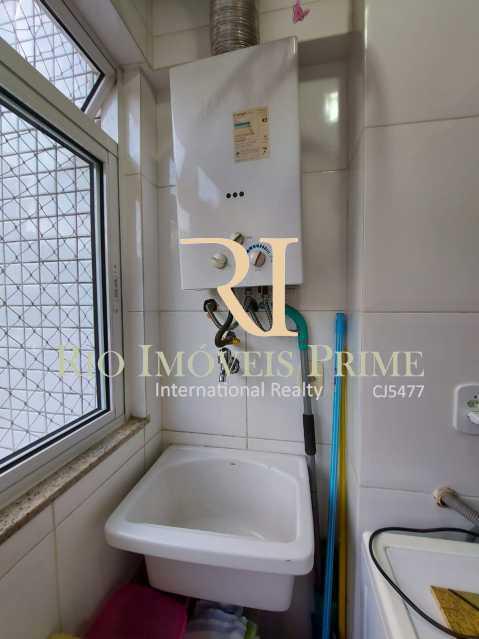 16 - ÁREA DE SERVIÇO. - Apartamento 2 quartos à venda Tijuca, Rio de Janeiro - R$ 649.999 - RPAP20220 - 18