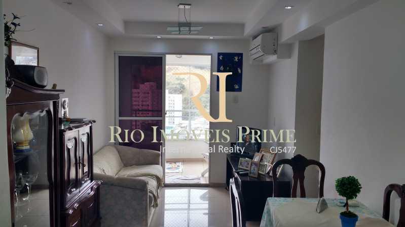 SALA - Apartamento 3 quartos à venda Rio Comprido, Rio de Janeiro - R$ 460.000 - RPAP30006 - 5