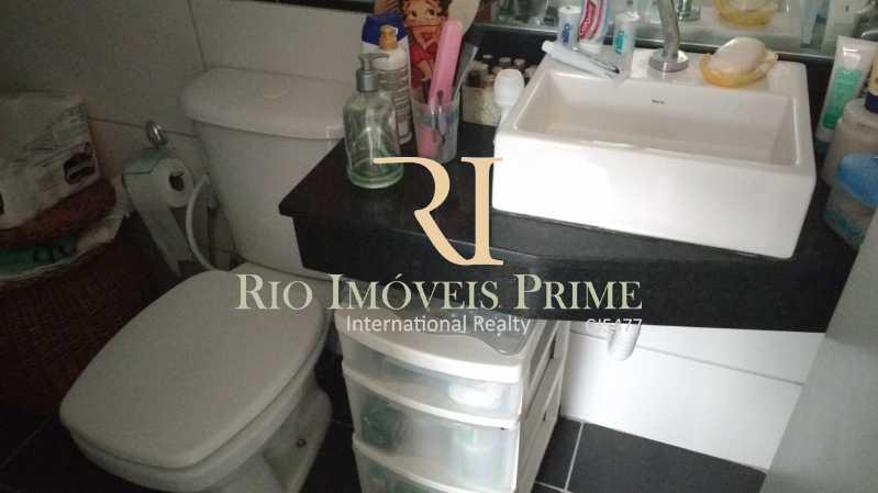 BANHEIRO_SUÍTE - Apartamento 3 quartos à venda Rio Comprido, Rio de Janeiro - R$ 460.000 - RPAP30006 - 8