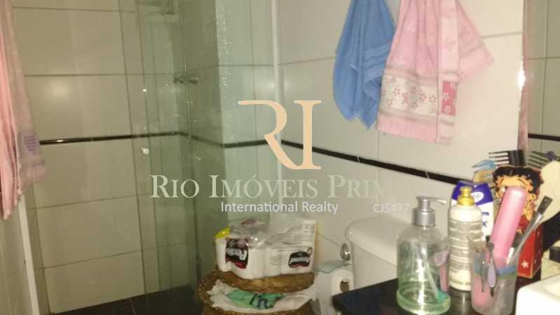 BANHEIRO_SUÍTE - Apartamento 3 quartos à venda Rio Comprido, Rio de Janeiro - R$ 460.000 - RPAP30006 - 9
