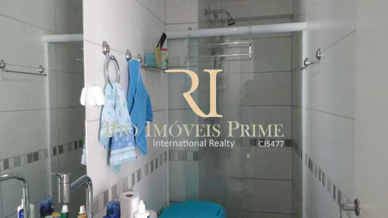 BANHEIRO_SOCIAL - Apartamento 3 quartos à venda Rio Comprido, Rio de Janeiro - R$ 460.000 - RPAP30006 - 12