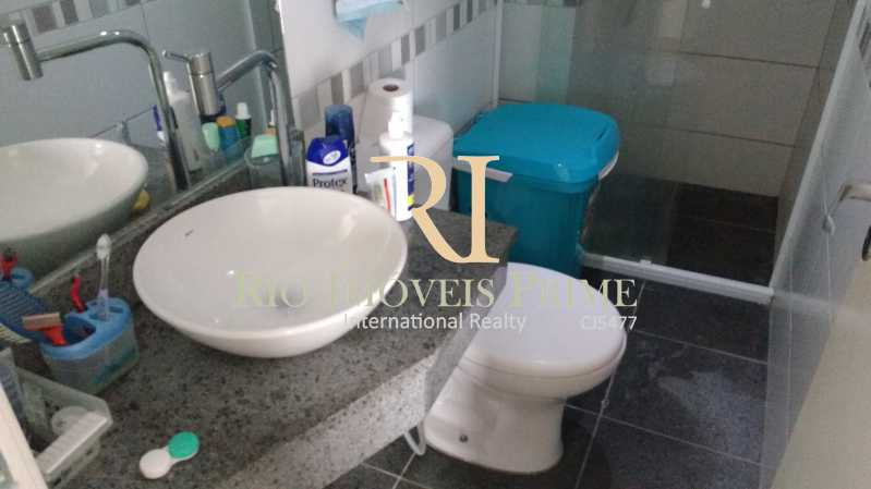 BANHEIRO_SOCIAL - Apartamento 3 quartos à venda Rio Comprido, Rio de Janeiro - R$ 460.000 - RPAP30006 - 13