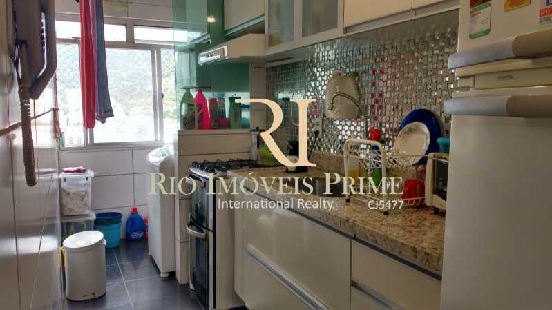 COZINHA - Apartamento 3 quartos à venda Rio Comprido, Rio de Janeiro - R$ 460.000 - RPAP30006 - 14