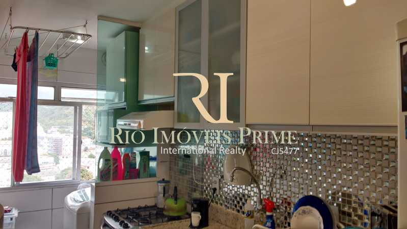 COZINHA - Apartamento 3 quartos à venda Rio Comprido, Rio de Janeiro - R$ 460.000 - RPAP30006 - 15