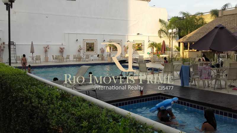 PARQUE AQUÁTICO - Apartamento 3 quartos à venda Rio Comprido, Rio de Janeiro - R$ 460.000 - RPAP30006 - 1