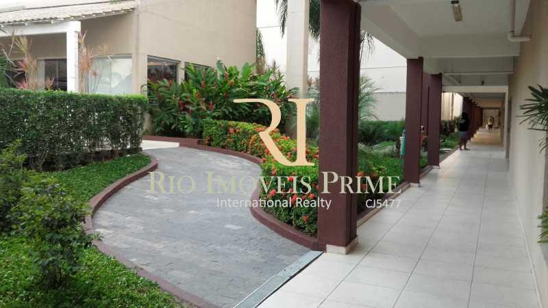 ÁREA_EXTERNA_CONDOMÍNIO - Apartamento 3 quartos à venda Rio Comprido, Rio de Janeiro - R$ 460.000 - RPAP30006 - 17