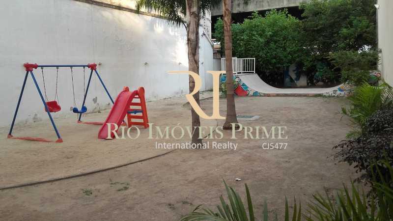 PISTA_SKATE - Apartamento 3 quartos à venda Rio Comprido, Rio de Janeiro - R$ 460.000 - RPAP30006 - 19