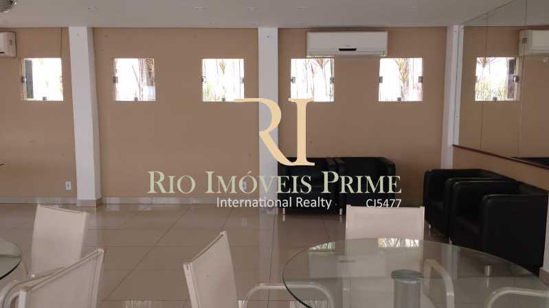 SALÃO_FESTAS - Apartamento 3 quartos à venda Rio Comprido, Rio de Janeiro - R$ 460.000 - RPAP30006 - 20