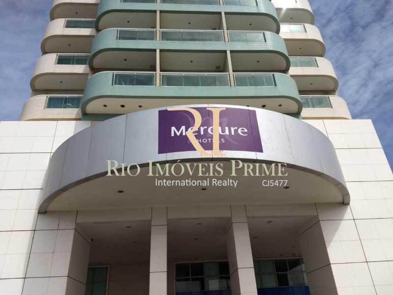 MERCURE MACAÉ. - Flat 1 quarto à venda Glória, Macaé - R$ 85.000 - RPFL10104 - 1