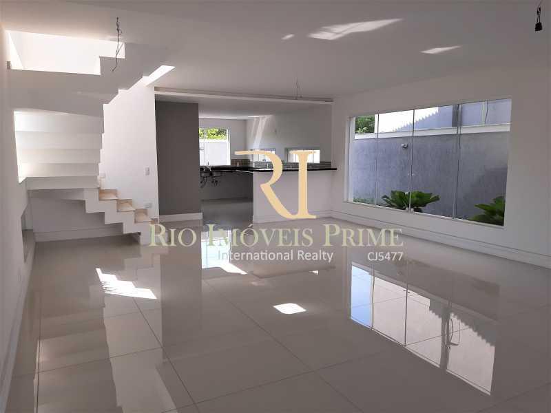 SALÃO - Casa em Condomínio 5 quartos à venda Recreio dos Bandeirantes, Rio de Janeiro - R$ 1.750.000 - RPCN50003 - 6