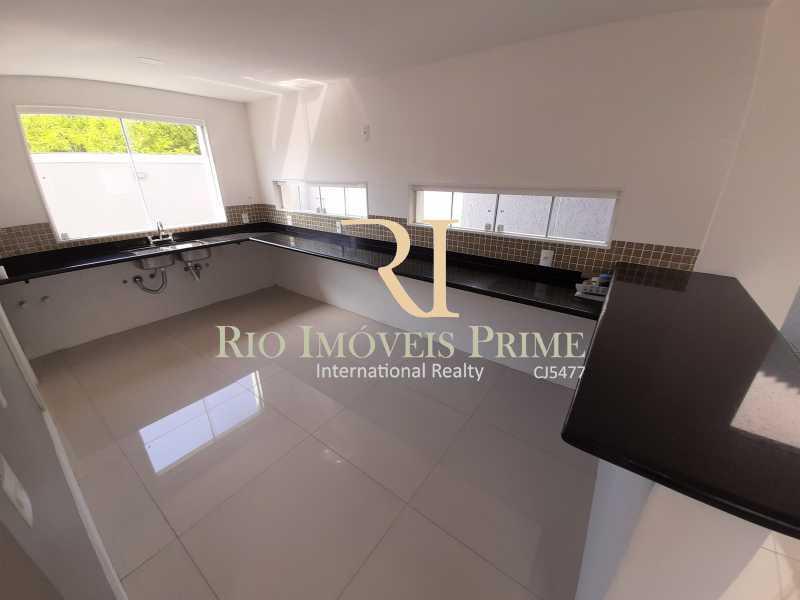 COZINHA - Casa em Condomínio 5 quartos à venda Recreio dos Bandeirantes, Rio de Janeiro - R$ 1.750.000 - RPCN50003 - 7