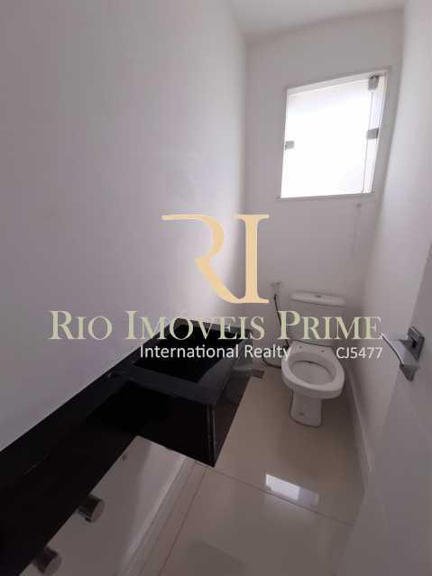 LAVABO - Casa em Condomínio 5 quartos à venda Recreio dos Bandeirantes, Rio de Janeiro - R$ 1.750.000 - RPCN50003 - 8