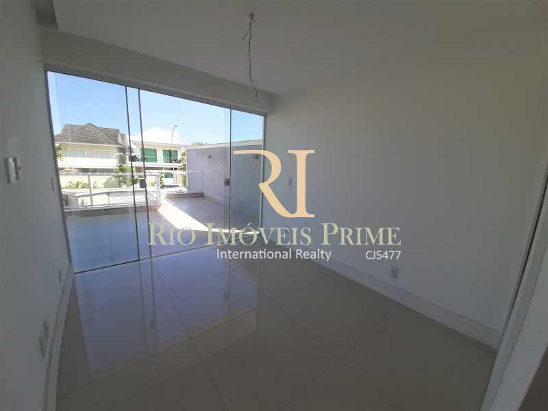 SUÍTE1 - Casa em Condomínio 5 quartos à venda Recreio dos Bandeirantes, Rio de Janeiro - R$ 1.750.000 - RPCN50003 - 10