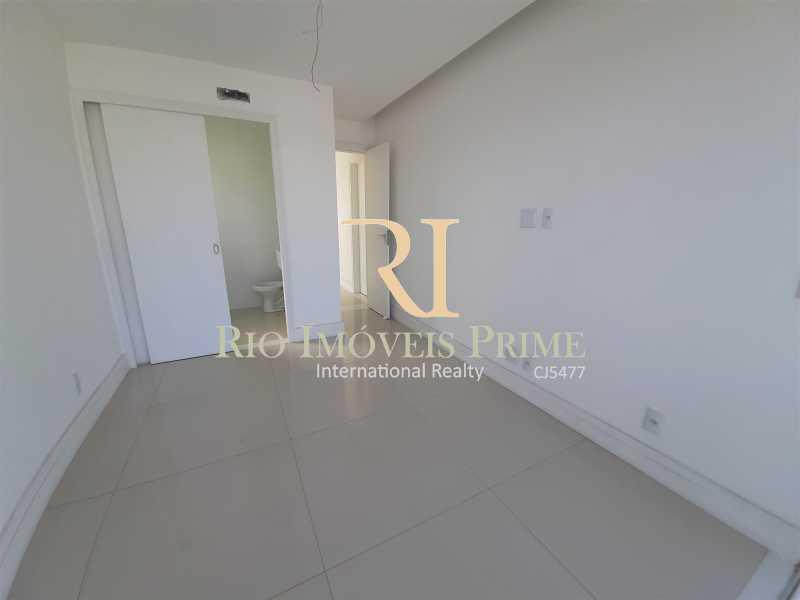 SUÍTE1 - Casa em Condomínio 5 quartos à venda Recreio dos Bandeirantes, Rio de Janeiro - R$ 1.750.000 - RPCN50003 - 11
