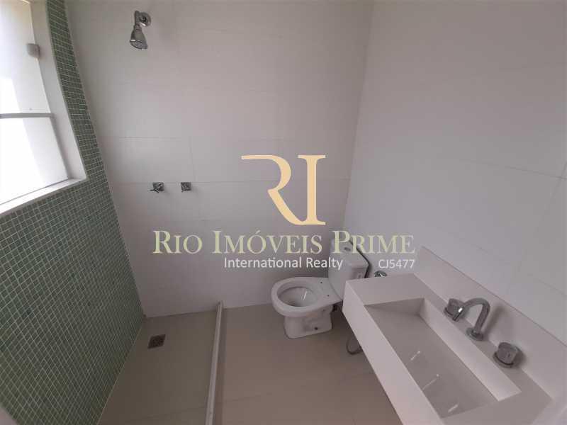 BANHEIRO SUÍTE1 - Casa em Condomínio 5 quartos à venda Recreio dos Bandeirantes, Rio de Janeiro - R$ 1.750.000 - RPCN50003 - 12