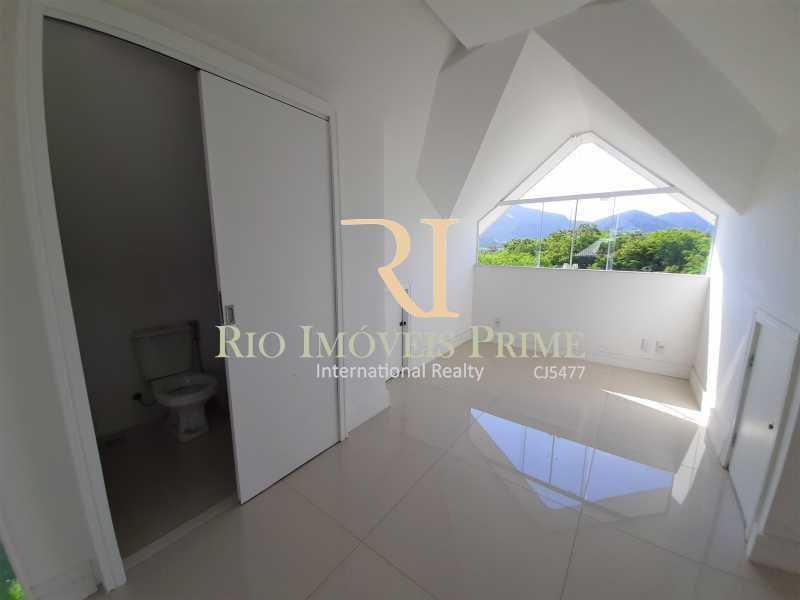 PAVIMENTO3 - Casa em Condomínio 5 quartos à venda Recreio dos Bandeirantes, Rio de Janeiro - R$ 1.750.000 - RPCN50003 - 19