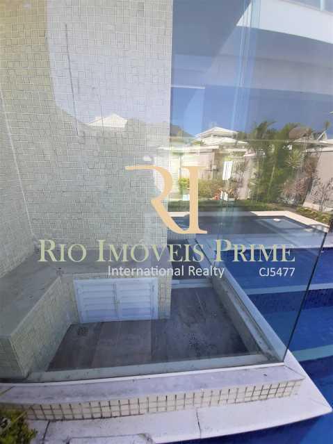 SAUNA - Casa em Condomínio 5 quartos à venda Recreio dos Bandeirantes, Rio de Janeiro - R$ 1.750.000 - RPCN50003 - 23
