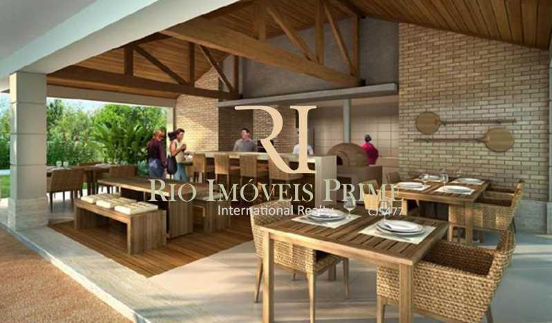CHURRASQUEIRA COM FORNO - Casa em Condomínio 5 quartos à venda Recreio dos Bandeirantes, Rio de Janeiro - R$ 1.750.000 - RPCN50003 - 30
