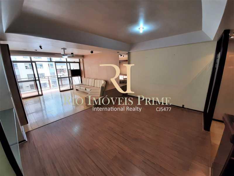 SALA DE JANTAR - Apartamento à venda Rua Santa Clara,Copacabana, Rio de Janeiro - R$ 1.399.900 - RPAP20224 - 3