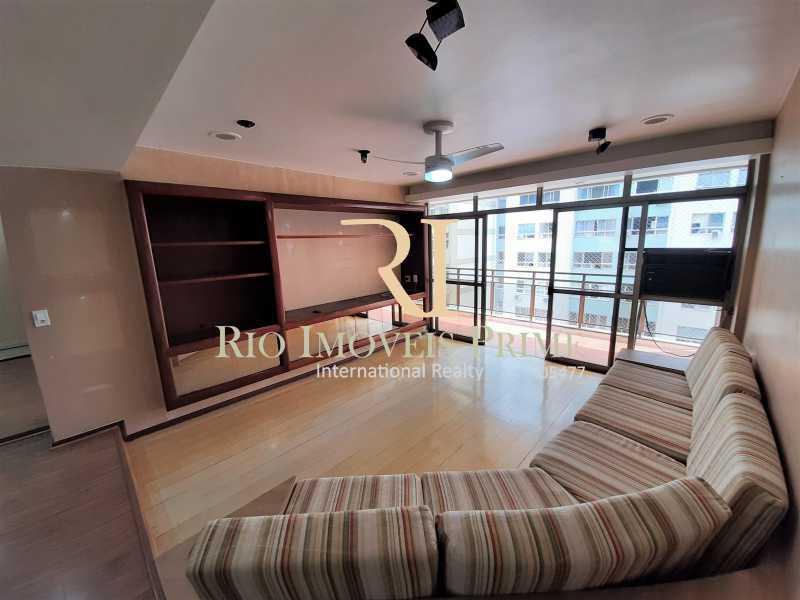 SALA DE ESTAR - Apartamento à venda Rua Santa Clara,Copacabana, Rio de Janeiro - R$ 1.399.900 - RPAP20224 - 4