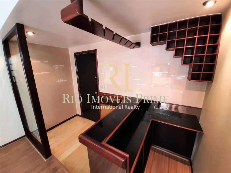 HALL + BAR - Apartamento à venda Rua Santa Clara,Copacabana, Rio de Janeiro - R$ 1.399.900 - RPAP20224 - 5